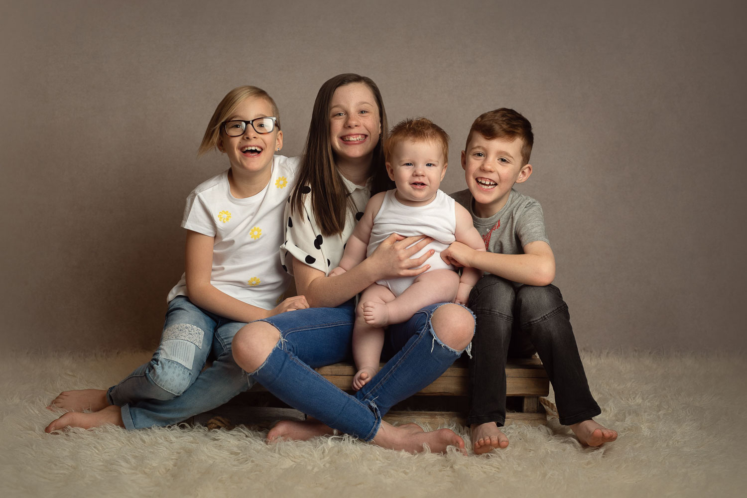 family photography by auckland photographer siobhan kelly photography