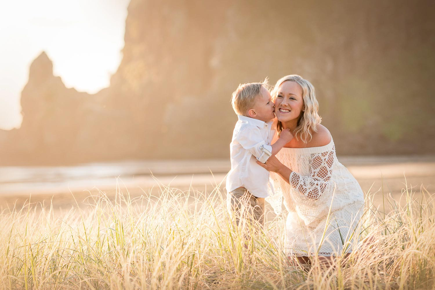 family photography at beach by siobhan kelly photography