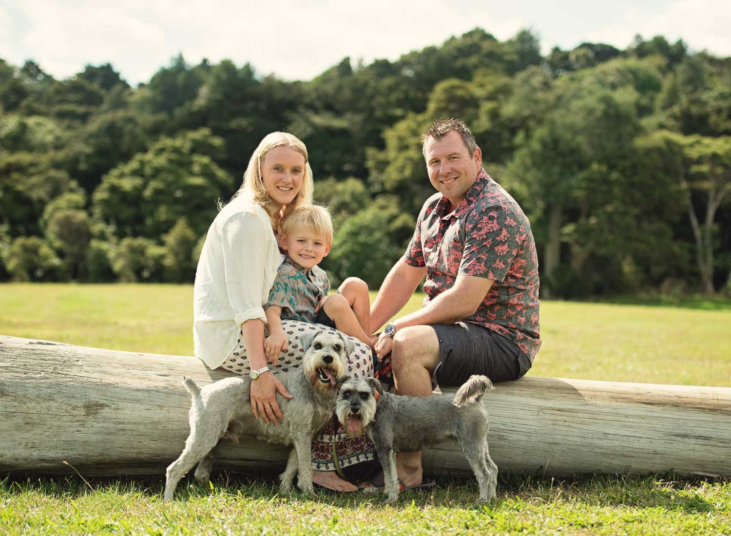 family photography in park by siobhan kelly photography