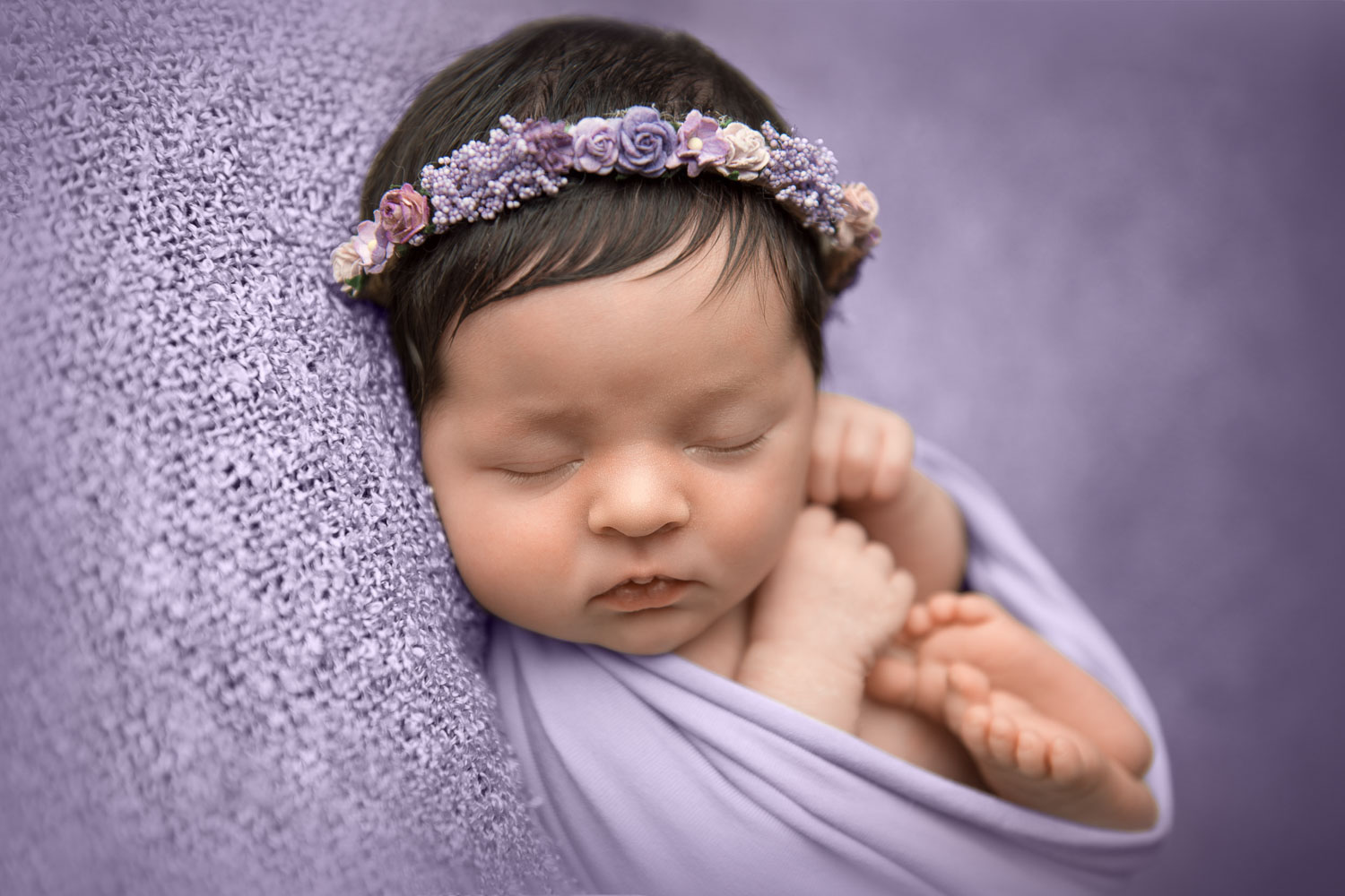 newborn photography baby sleeping by siobhan kelly photography